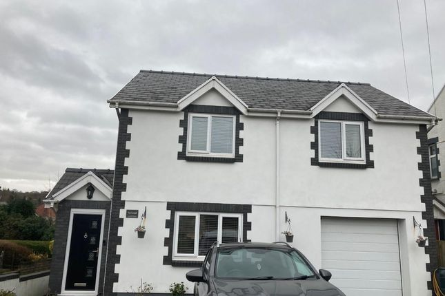Thumbnail Detached house for sale in New Quarr Road, Treboeth, Swansea