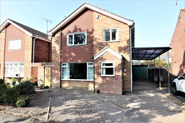 Thumbnail Detached house for sale in Manville Close, Bramcote, Nottingham