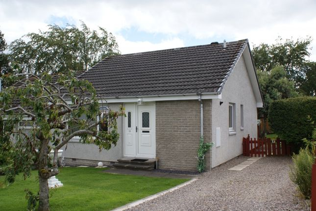 Thumbnail Semi-detached bungalow for sale in 19 Blarmore Avenue, Inverness