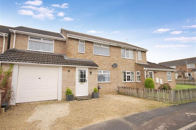 Thumbnail Semi-detached house for sale in Coleridge Close, Royal Wootton Bassett, Wiltshire