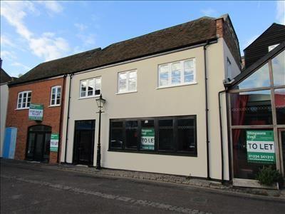 Thumbnail Retail premises for sale in 18/18A Castle Lane, Bedford