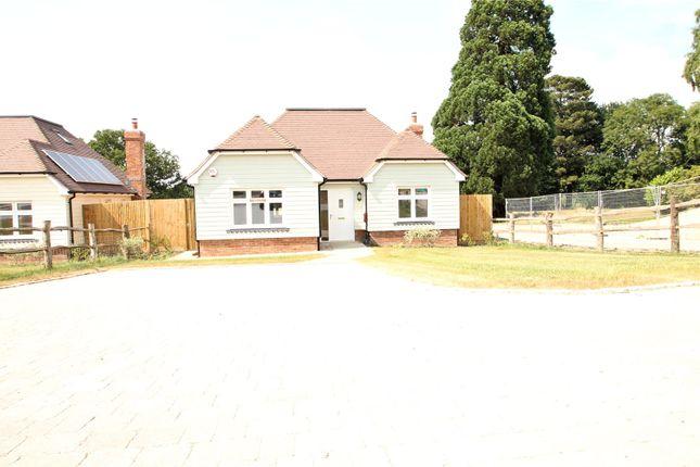 Thumbnail Detached bungalow to rent in Eden Hall, Stick Hill, Edenbridge