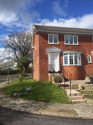 Thumbnail Property to rent in Henbury Close, Torquay