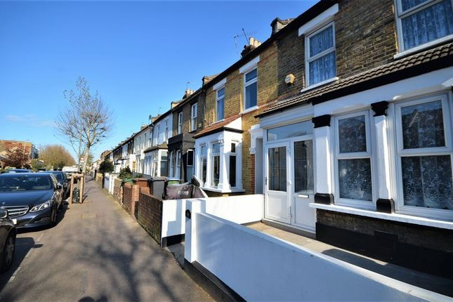 Thumbnail Terraced house to rent in Cann Hall Road, Leytonstone
