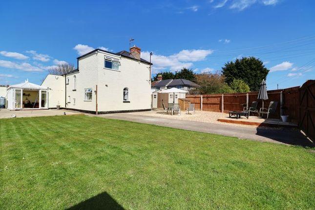 4 bed detached house for sale in Jericho Lane, East Halton, Immingham DN40