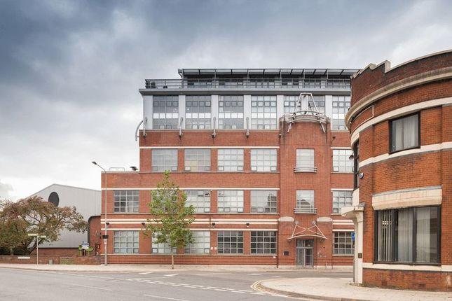 3 bed flat for sale in Portman Road, Ipswich IP1