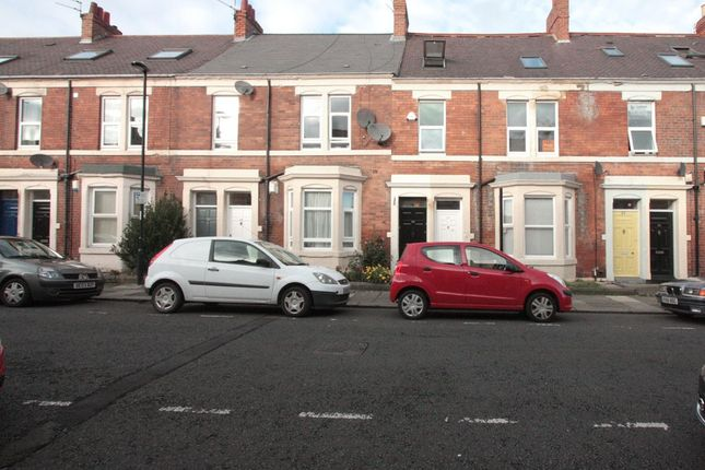 Thumbnail Property to rent in Tavistock Road, Jesmond, Newcastle Upon Tyne