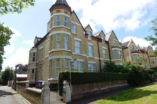 Thumbnail Flat to rent in Newsham Drive, Liverpool