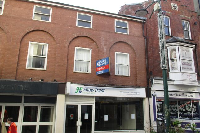 Thumbnail Retail premises to let in Llanarth Street, Newport