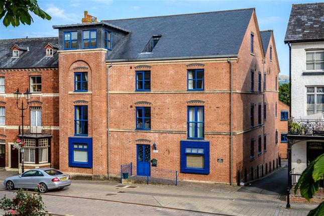 Thumbnail Flat for sale in High Street, Llandrindod Wells
