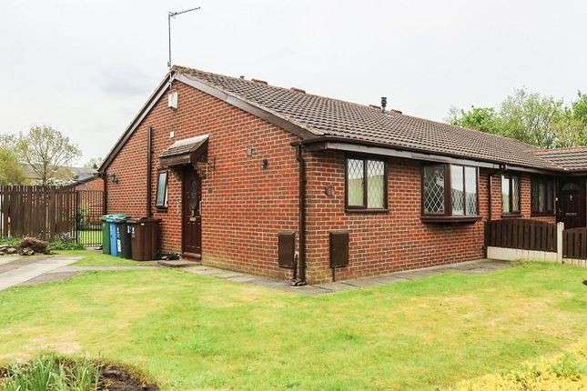 Thumbnail Semi-detached bungalow to rent in Medlock Way, Lees, Oldham