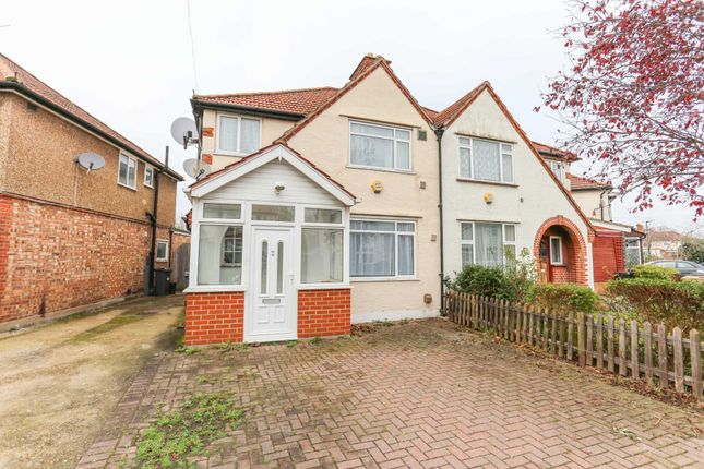 Thumbnail Semi-detached house to rent in Dorset Way, Heston