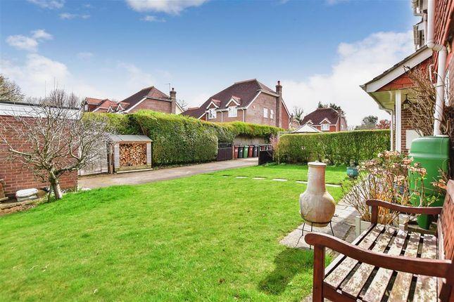 Rear Garden of Station Road, Isfield, Uckfield, East Sussex TN22