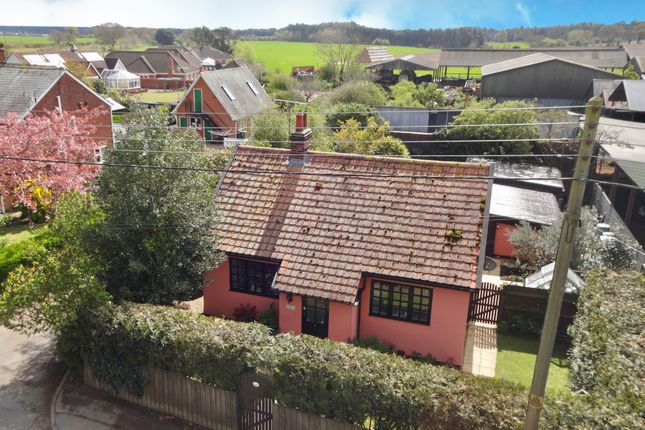 3 bed cottage for sale in The Street, Eyke IP12