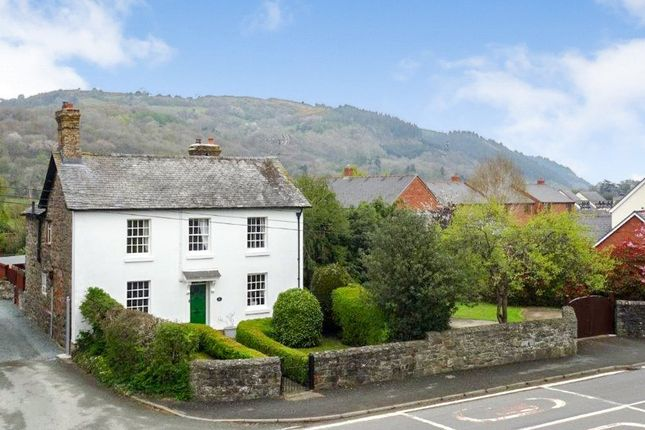 Thumbnail Detached house for sale in Meifod, Powys
