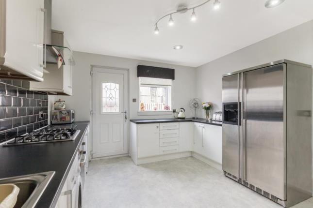 Kitchen of Sandy Lane, Partick, Glasgow G11