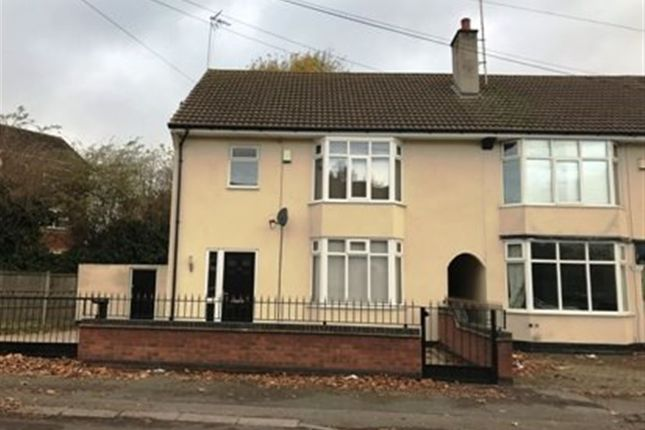 Thumbnail Terraced house to rent in Beaumont Crescent, Coundon, Coventry