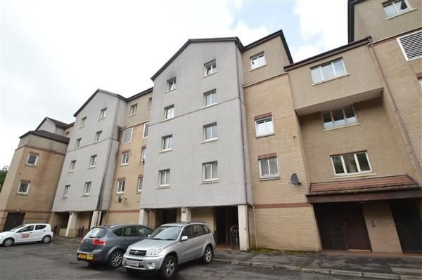 Thumbnail Flat for sale in Lenzie Way, Springburn, Glasgow