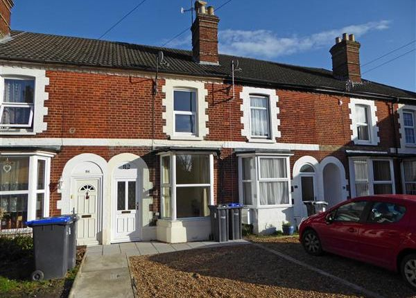 Thumbnail Terraced house to rent in Devizes Road, Salisbury