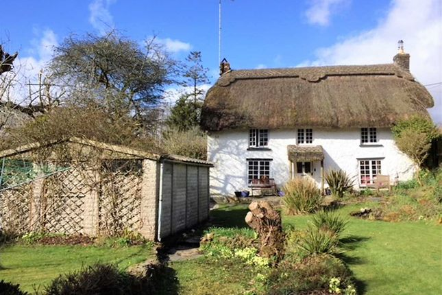 Thumbnail Detached house for sale in Polmassick, St Austell, Cornwall