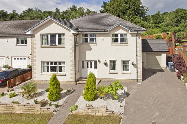 Thumbnail Property for sale in Kirkton Court, Bathgate
