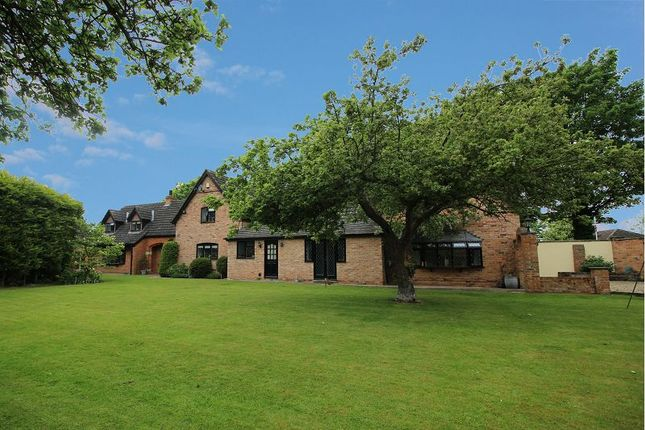 Thumbnail Detached house for sale in Westfield Road, Retford