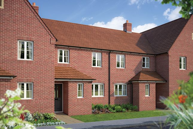 "Thumbnail Terraced house for sale in ""The Preston"" at Manorville Road, Hemel Hempstead"