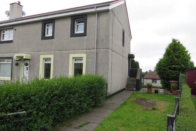 Thumbnail Flat for sale in Nairnside Road, Glasgow