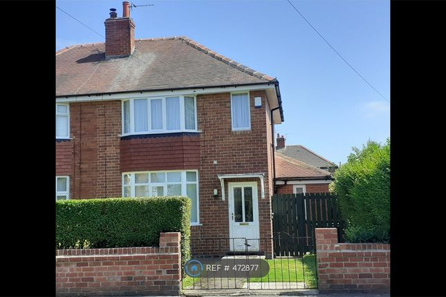 Thumbnail Semi-detached house to rent in Lady Road, York