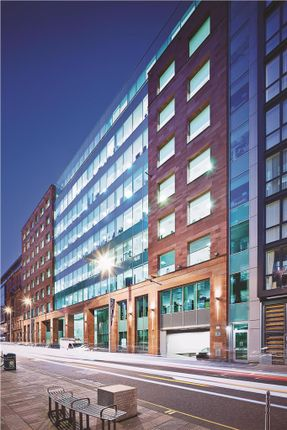 Thumbnail Office to let in Second Floor, Optima, Robertson Street, Glasgow, Lanarkshire
