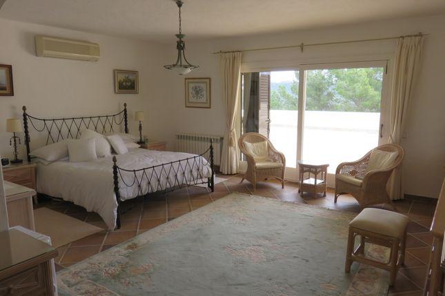 Bedroom of San Agustin, San Jose, Ibiza, Balearic Islands, Spain
