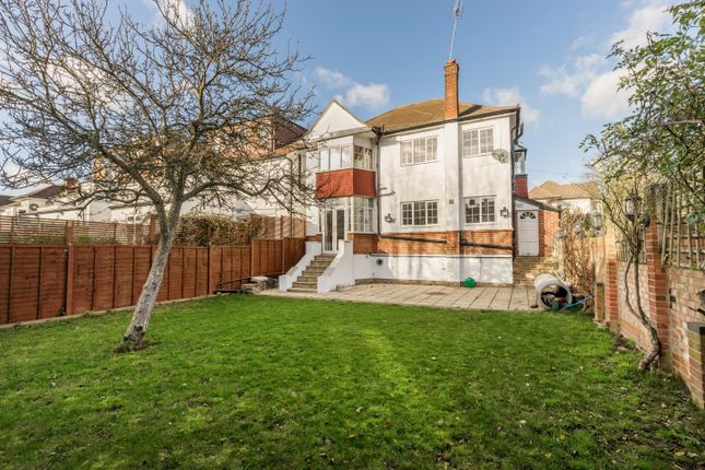 Thumbnail Detached house for sale in Portsdown Avenue, London