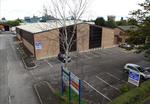 Light industrial to let in Unit 1, Pentre Industrial Estate, Chester Road, Sandycroft, Flintshire
