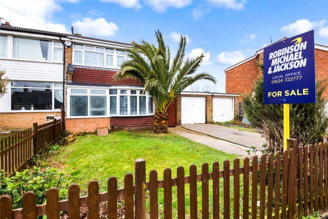 Thumbnail End terrace house for sale in Green Lane, Isle Of Grain, Kent