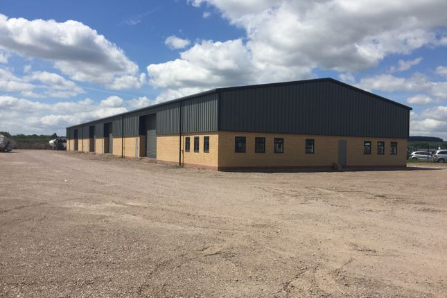 Thumbnail Industrial for sale in Unit 1, Wellington Business Park, Hixon