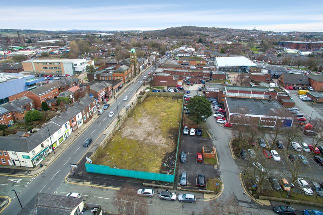 Thumbnail Land for sale in Rochdale Road, Royton