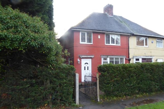 Thumbnail Semi-detached house for sale in Foundry Approach, Leeds