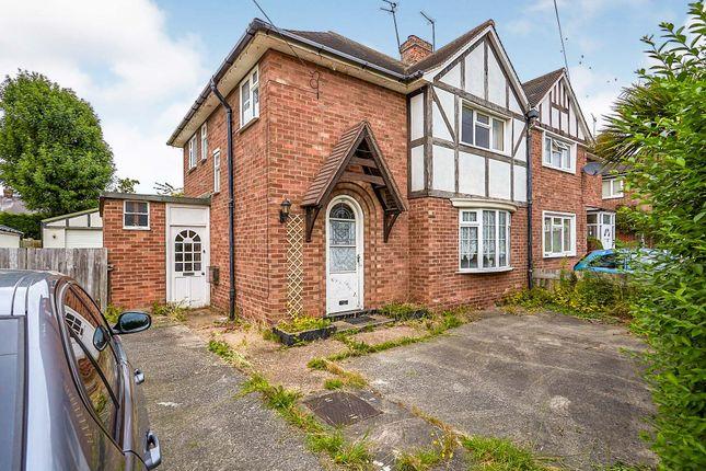 Thumbnail Semi-detached house for sale in Ingleton Avenue, Hull