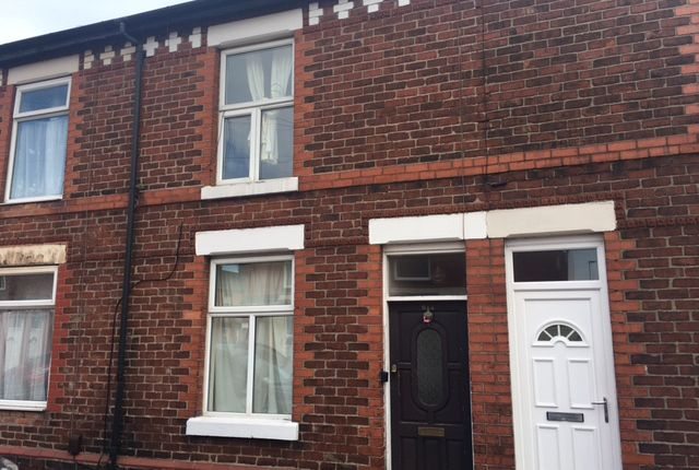 Thumbnail Terraced house to rent in Oxford Street, Warrington