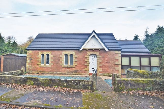 Thumbnail Detached bungalow for sale in Hensingham, Whitehaven