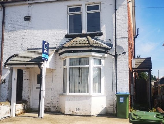 Thumbnail Duplex to rent in Mayfield Road, Southampton