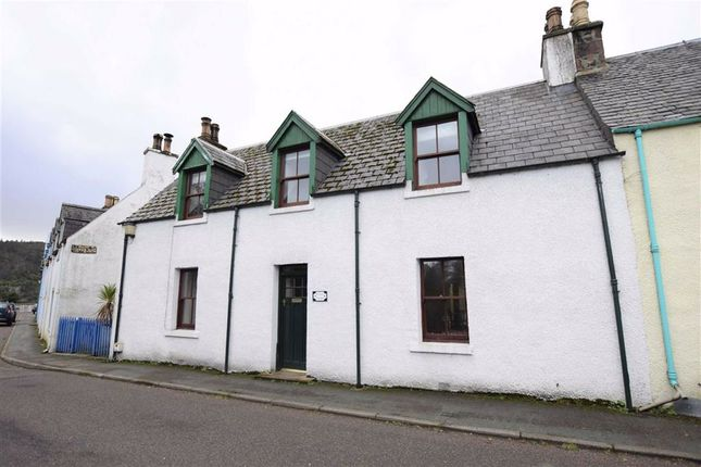 Thumbnail Cottage for sale in Harbour Street, Plockton, Ross-Shire