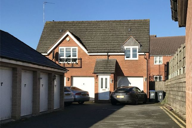 Thumbnail Flat to rent in Melford Court, Bilton, Rugby, Warwickshire