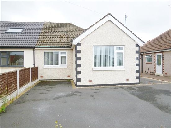 Thumbnail Bungalow for sale in Oxcliffe Road, Morecambe