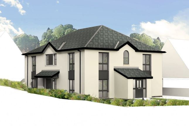Thumbnail Flat for sale in Woodberry House Flat 1, Castlehill Road, Kilmacolm