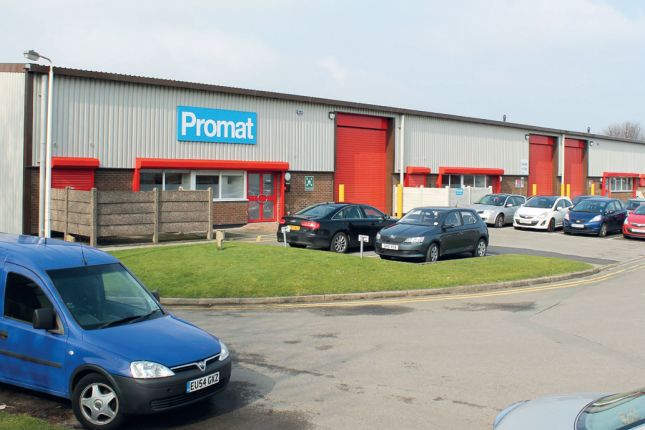 Thumbnail Light industrial to let in Unit 1 Grisedale Road, Bromborough, Merseyside CH62, Bromborough,