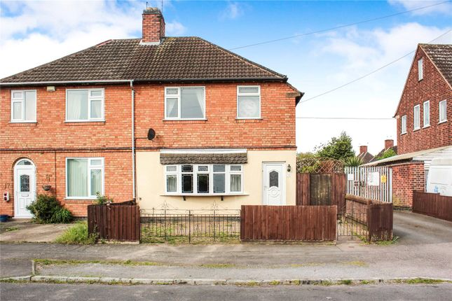 3 bed semi-detached house for sale in Mortimer Way, Leicester