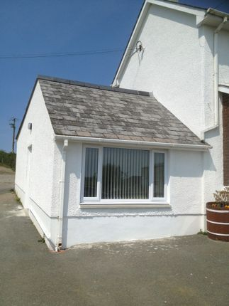 Thumbnail Flat to rent in Pelcomb Bridge, Haverfordwest