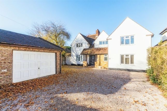Thumbnail Detached house for sale in Wellesley Avenue, Richings Park, Buckinghamshire