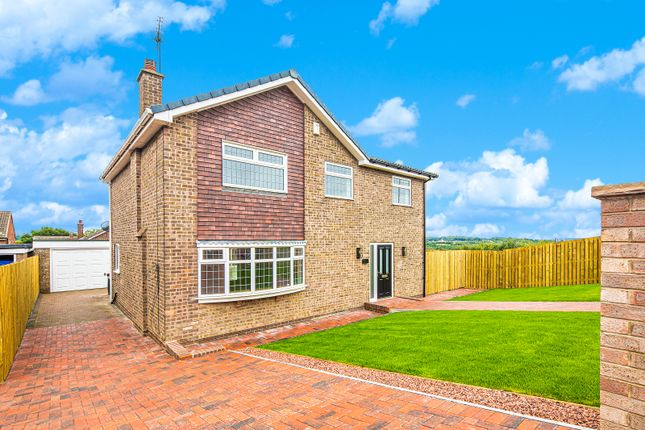 Thumbnail Detached house for sale in Osprey Road, Aston, Sheffield